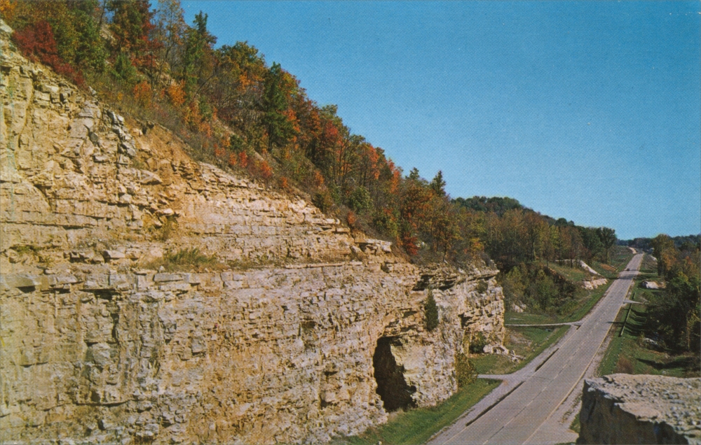 List of Quarries in Indiana & Quarry Links, Photographs and